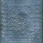 Takrut Yant-Grao Paetch Diamond Armor Yantra