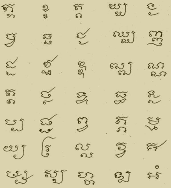 Sak Yant Thai Temple Tattoos | Khmer Sanskrit