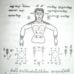 Yant Taep Ramluek - Dancing Deva Yantra