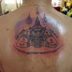 Yant Pra Rahu Asura Taep (Rahu Eclipse God)