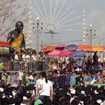 Luang Por Phern statue WBP