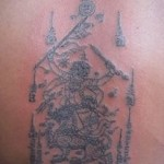 Sak Yant Thai Temple Tattoos  Design Meanings