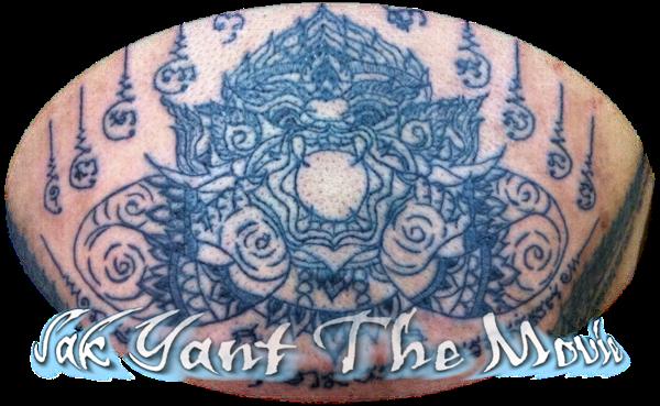 Sak Yant Thai Temple Tattoos Movie